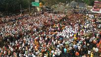 Nagpur Maratha rally sees low turnout. Has the agitation lost steam?