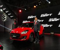 Auto Expo 2018: Maruti launches new, more spacious Swift at Rs 499,000