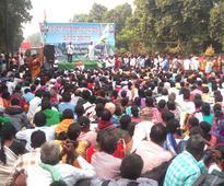 Odisha Tribals, Dalits, Minority and Bbackwards Caste Organise Swabhiman Samabesh on the eve of Birsa Munda Yajayanti