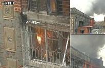 Fire in Kolkata's Burrabazar market, no casualty