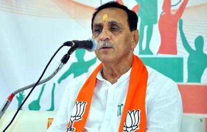 Gujarat CM thinks Dalit agitation is opposition's plan to defame Modi