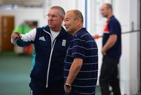 Eddie Jones adds to England's Australian brains trust