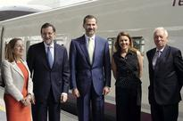 Spain opens Albacete - Alicante high-speed line