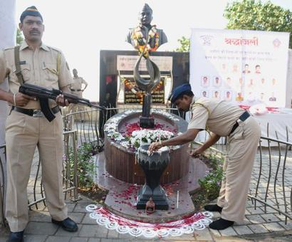 PHOTOS: Nation remembers 26/11 martyrs; survivors recall horror
