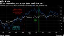 Asian Stocks Retreat as Oil Climbs Before Talks; Yen Strengthens