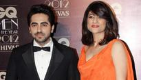 Ayushman Khuranna to produce wife,Tahira Kashyap's short film.