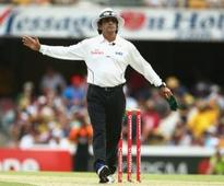 Umpire removed from elite panel