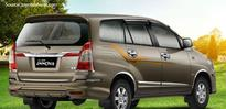 Toyota to launch Innova Crysta next month