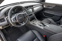 2016 New Jaguar XF First Drive Review
