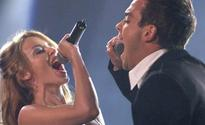 Robbie Williams and Kylie Minogue team up for new duet