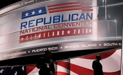 Security takes centre stage as Republican National Convention kicks off