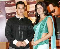 Is Katrina Kaif upset with Aamir Khan? - News