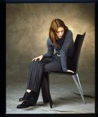 Once Upon A Time, Claire Danes Sat In A Chair 12 Different Ways
