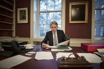 Hammond gives some help to UK poor, focus stays on budget gap