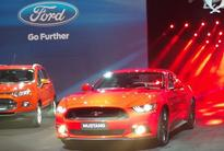 Ford Mustang to launch in India in April; public debut at Auto Expo 2016
