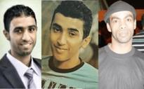 A triple execution in Bahrain has provoked national outrage  and international silence