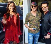 All Is Well! Alia Bhatt Invites Alleged Beau Sidharth Malhotra on Sister's Birthday Lunch