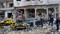 More than 50 killed in Aleppo raid; Kerry expresses outrage