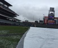 Rockies and Pirates rescheduled a missed game. And it's an advantage for Colorado