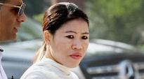 MC Mary Kom announces intention to stay in the ring