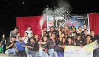 Team Metal Falcons of DY Patil Akurdi emerge winners