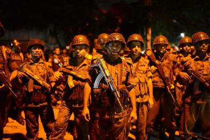 Bangladesh's Islamist groups: 'Sheikh Hasina has chosen to turn a blind eye'