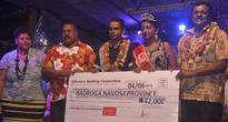 Foundation Hands $42,000 For Youth