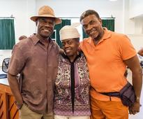 Photo Flash: First Look at Lillias White, Phylicia Rashad, Keith David and More in Rehearsal for MA RAINEY'S BLACK BOTTOM in L.A.