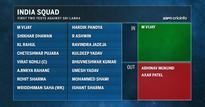 Vijay back in squad for Sri Lanka Tests
