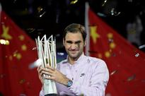 Federer trounces Nadal to win Shanghai Masters
