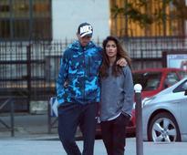 Nicole Scherzinger and boyfriend Grigor Dimitrov enjoy romantic trip to Paris after denying split rumours