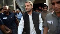Rahul Gandhi visits Saharanpur, accuses Modi of harassing Dalits & minorities