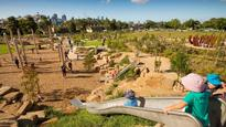 Royal Park's Nature Play named nation's best playground by landscape architects