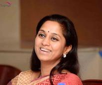 NCP's Supriya Sule criticises Cong's move to go solo in BMC polls