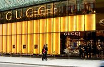 Gucci owner meets Korea's retail giants