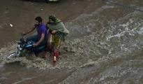 Flood water kills at least 14 wedding guests in Pakistan (AFP)