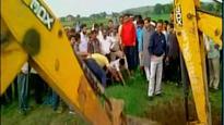 Madhya Pradesh: 3-year-old boy falls into 150-ft deep borewell in Gwalior