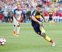 Live Streaming: Colombia vs Paraguay Copa America Centenario live football score