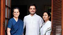 Sonia Gandhi doesn't name any Prez candidate in meet with Mamata