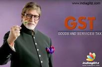 Amitabh Bachchan urged by Congress not to promote GST