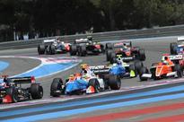 FV8 drivers praise Silverstone circuit