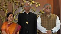 I thank my Hindu and Muslim brothers who prayed for me; I belong to the entire world: Fr Tom Uzhunnalil