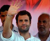 Rahul Gandhi to start three-day visit to Amethi from Wednesday