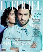 Check out Ranveer Singh experiments with fashion for the cover of LOfficiel