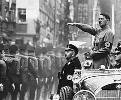 Former nurse tells of Hitler's last days