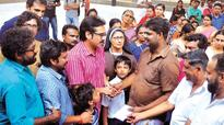 Pallikoodam helps child for her surgery
