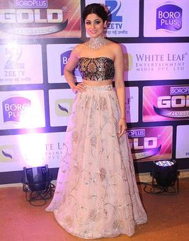 PIX: Shamita Shetty, Malaika Arora Khan at 9th Zee Gold Awards
