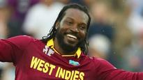 Chris Gayle blames 'don't blush baby' comment on 'chilled and fun' T20 cricket