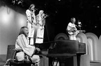 Mamma Mia! ABBA sings together onstage for first time in 30 years