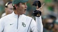 Baylor demotes Starr, fires coach amid sex assaults scandal